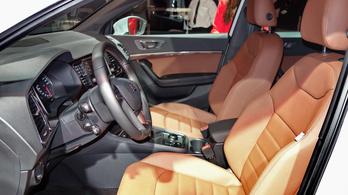Az új Seat-SUV - már belülről is