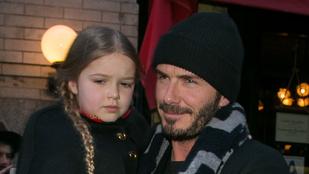 A pillanat, amikor végleg beleszeretett David Beckhambe