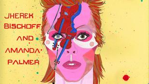 Hallgassa meg Amanda Palmer Bowie-tribute albumát vonósnégyes kísérettel és sztárparádéval