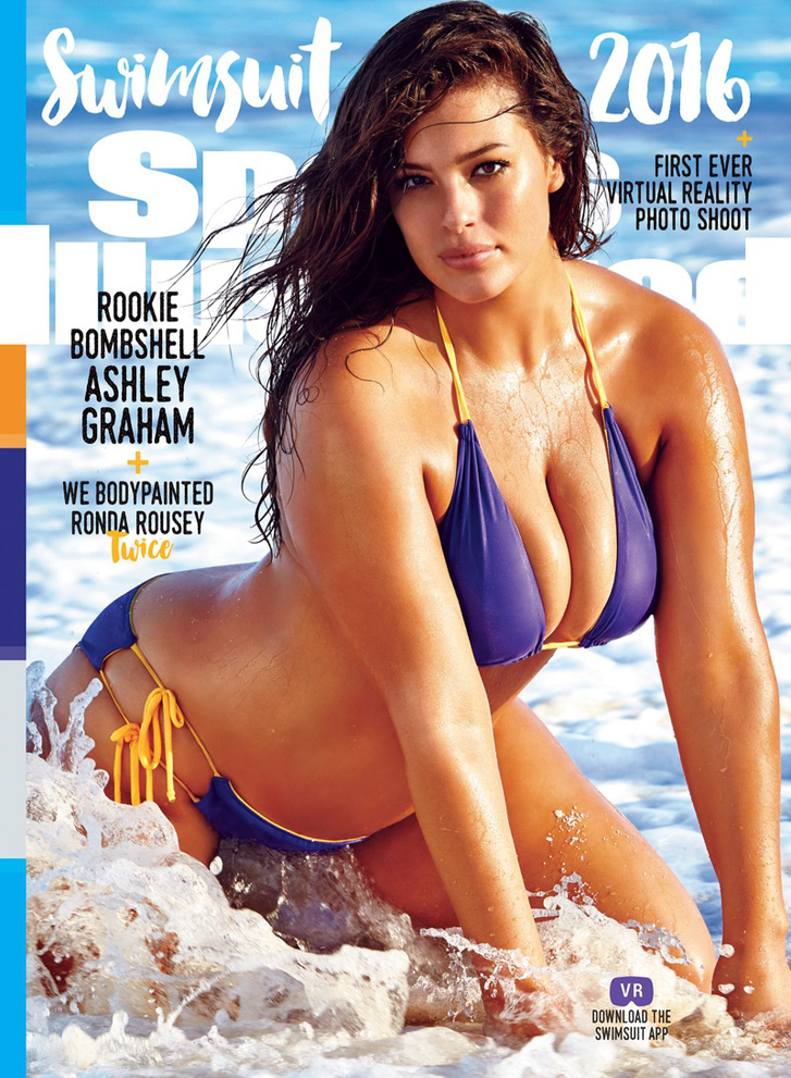 Ashley-Graham-Sports-Illustrated-Swimsuit-2016-Cover