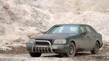 Rulettkerék 3.: ML-Mercedes? Ugyan már. Bálna SUV!