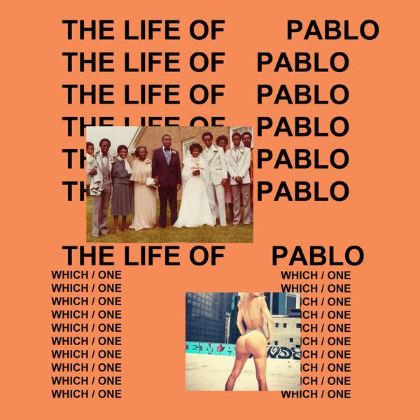 Kanye West-The Life of Pablo