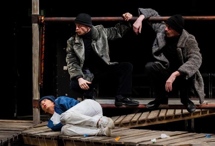 Szutyok - Vörösmarty Színház