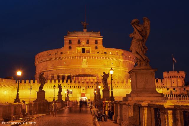 A római Angyalvár