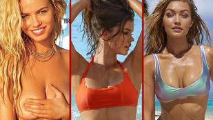 Palvin Barbara a világ legjobb bikinis női közé került