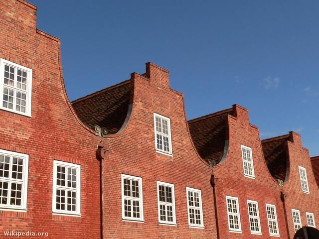 Holland negyed, Potsdam