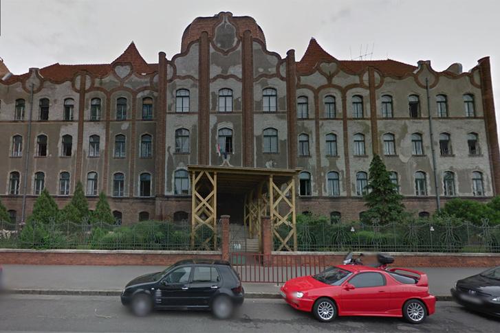 A zuglói Teleki Blanka Gimnázium