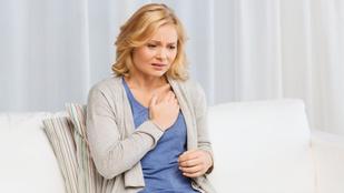 6 meglepő tünet, ami szívproblémákat jelezhet