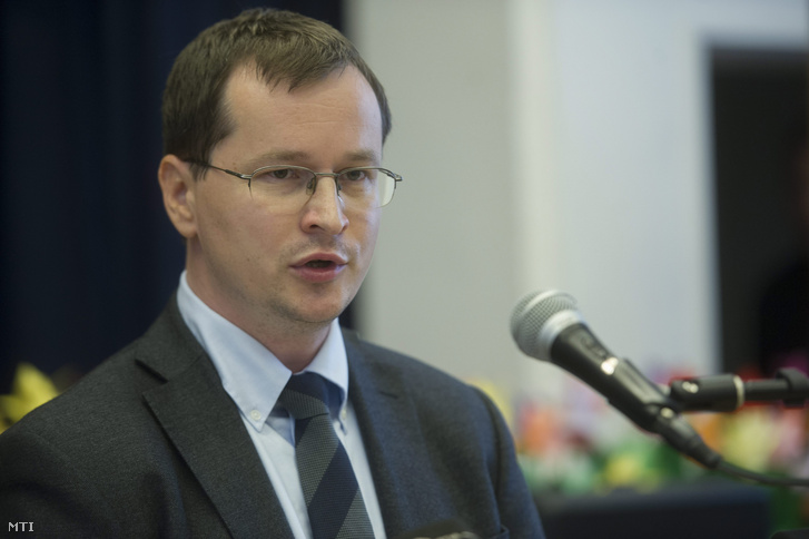 Juraj Draxler szlovák oktatási miniszter
