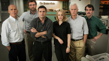 Bernstein: A Spotlight az igazi újságírásról szól
