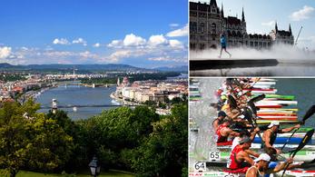 Budapest beadta a pályázatát a 2024-es olimpiára