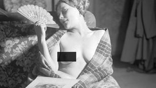 Egy csomó régi kép: harisnyatartótól a teljes meztelenségig