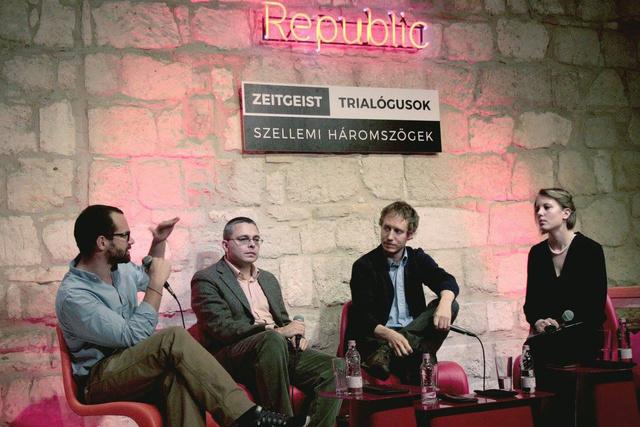 Második felvonás: Erdély Mátyás, Dragomán György, Nemes Jeles László