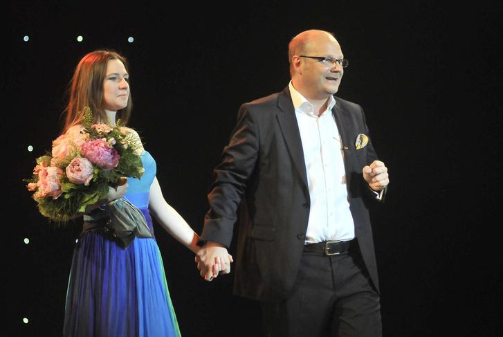 Alice Lévay és Lőrinczy György