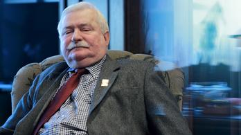 Walesa tagadja, hogy a KGB beszervezte volna, és egy titokzatos tettesről beszél