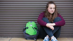 Magányos tizenévesek