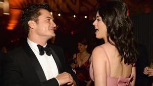 Katy Perry a fiújának hívja Orlando Bloomot
