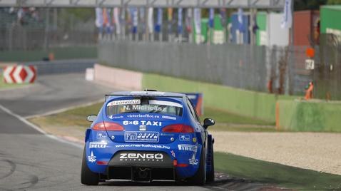 Hibátlanul működött a Zengő Motorsport által felkészített kupás Leon