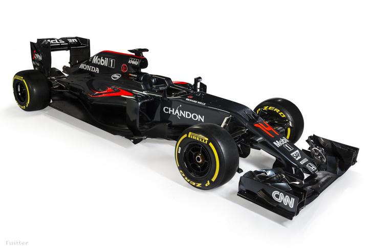 McLaren-Honda MP4/31