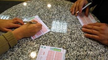 Behúzta az 1-est az ötös lottón?