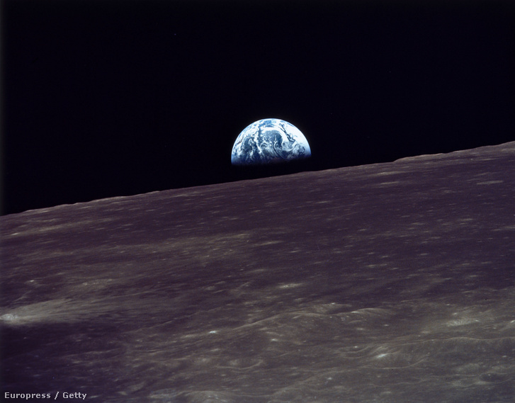 Földfelkelte az Apollo 10 képén