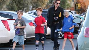 Julia Roberts gyerekei kifejezetten gyerekszerűek