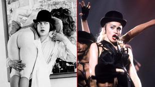 Ennyire jó filmekből nyúlt Madonna fénykorában