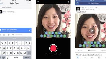 A Facebook újabb csapást mér a szülinapi köszöntésekre