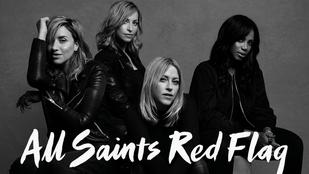 10 év után ez az első új száma az All Saintsnek!!