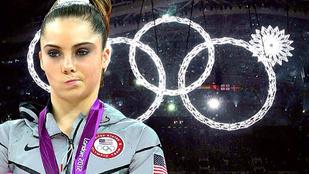 A riói olimpián biztosan nem fog fintorogni a fintorgó tornászlány