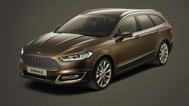 A Mondeo lehet az egyik modell, amelyet terepjárósítana a Ford