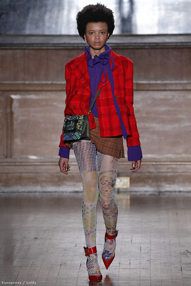 Így öltözik egy ízig-vérig londoni nő 2016 második felében.