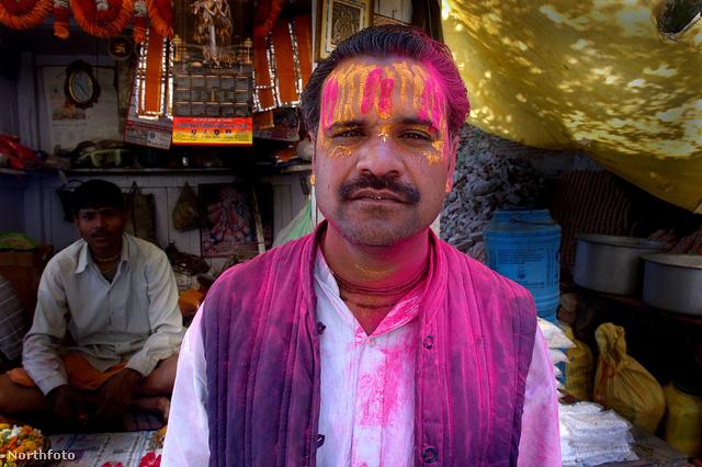 Holi, India