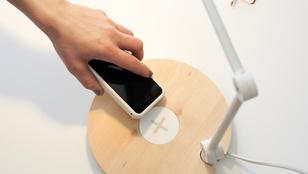 Díjat nyert az IKEA mobiltöltős lámpája