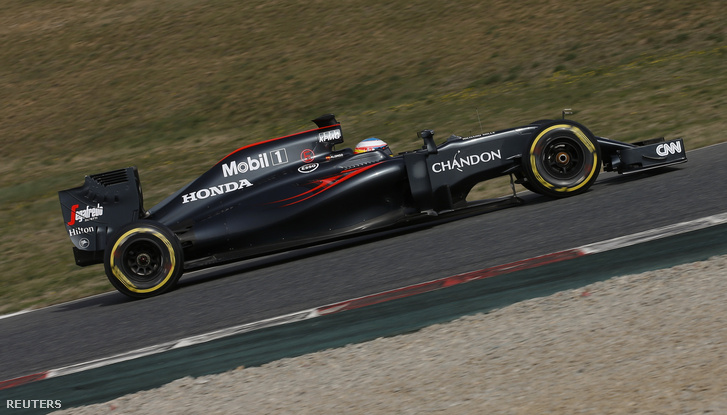 McLaren: Fernando Alonso