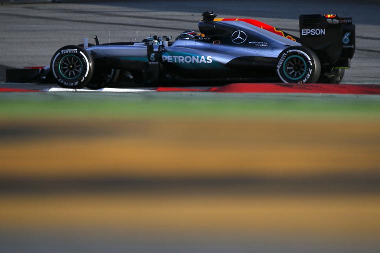 Mercedes: Nico Rosberg