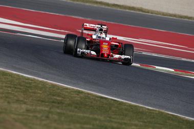 Ferrari: Sebastian Vettel