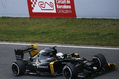 Renault: Kevin Magnussen