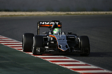 Force India: Nico Hulkenberg