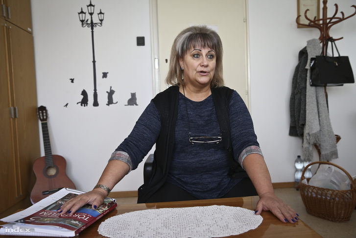 Halasi Zoltánné, az iskola igazgatója bízik abban, hogy mielőbb megépül a tornaterem