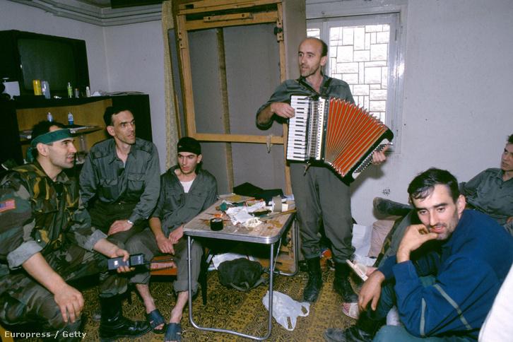 Szarajevó 92 szeptembere