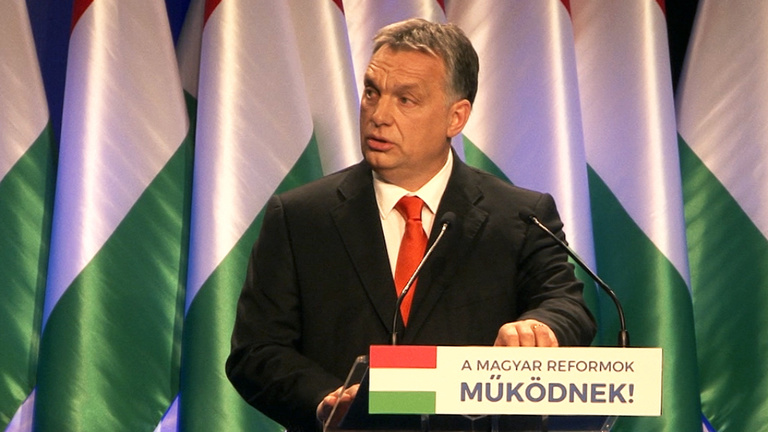 Nincs 60 perce? Nézze meg Orbán beszédét 10 percben