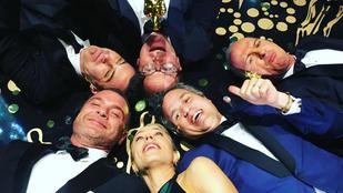 Ezek az Oscar legfontosabb bulifotói