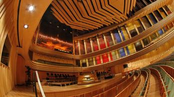 A kontinens legnagyobb hangversenytermi orgonáját ünnepli a Müpa