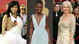 Kvíz: kitalálja az évet az Oscar-estélyi alapján?