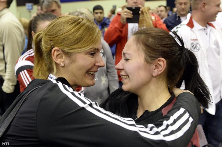 Tobai-Sike Renáta és Miskolczi Julianna