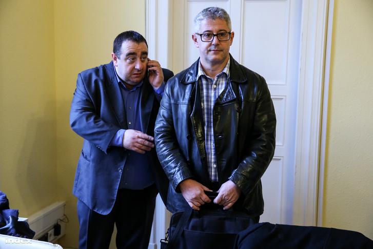 Lukács Zoltán és Nyakó István is megjelent az ülésen, utóbbi panasszal is élt a múlt heti balhé miatt.