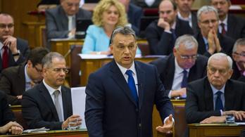 Orbán: Nem vagyunk zsoldosok