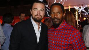 Tudta, hogy Leonardo DiCaprio egy fekete bőrű színész?
