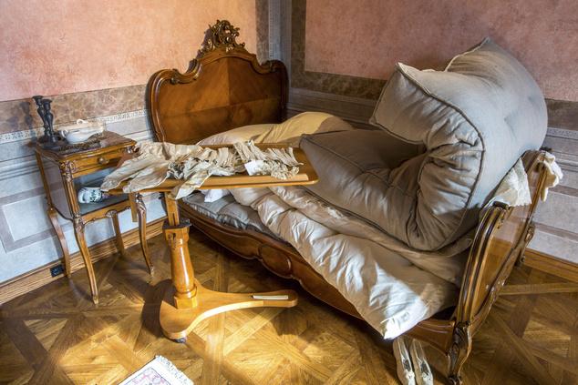 Ez még mindig egy részlet a grófnői szobából